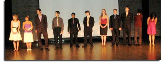 2007 Finalists